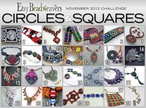 November Challenge Circles and Squares